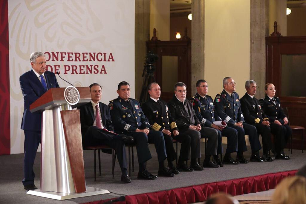 Photo of Presidente López Obrador designa titulares de la Guardia Nacional y Coordinación Operativa