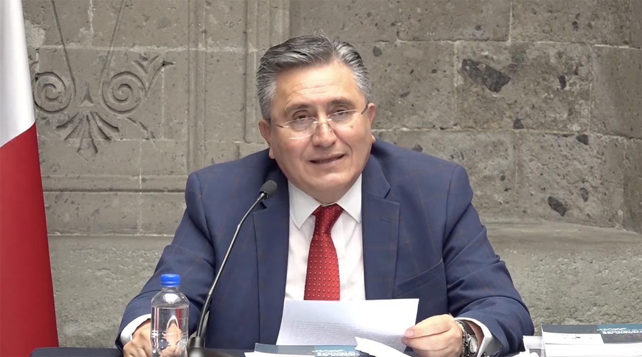 Photo of Declaración del Comisionado de Derechos Humanos, Luis Raúl González Pérez, con motivo del Informe de Actividades 2018