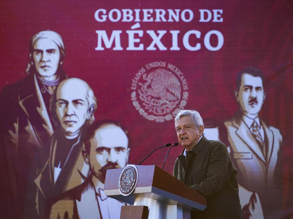 Photo of Acto en Defensa de la Dignidad de México y por la Amistad con el Pueblo de Estados Unidos