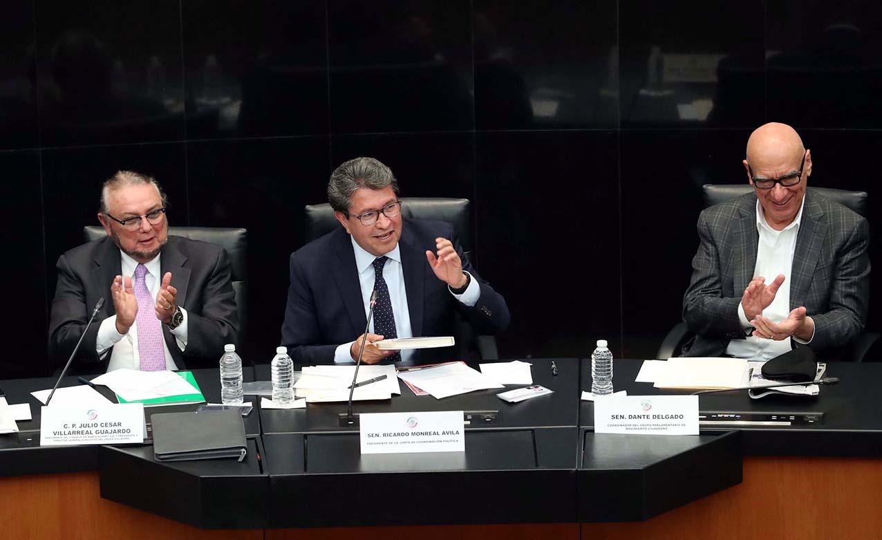 "Photo of ""México necesita urgentemente un proceso de Conciliación"": Ricardo Monreal"
