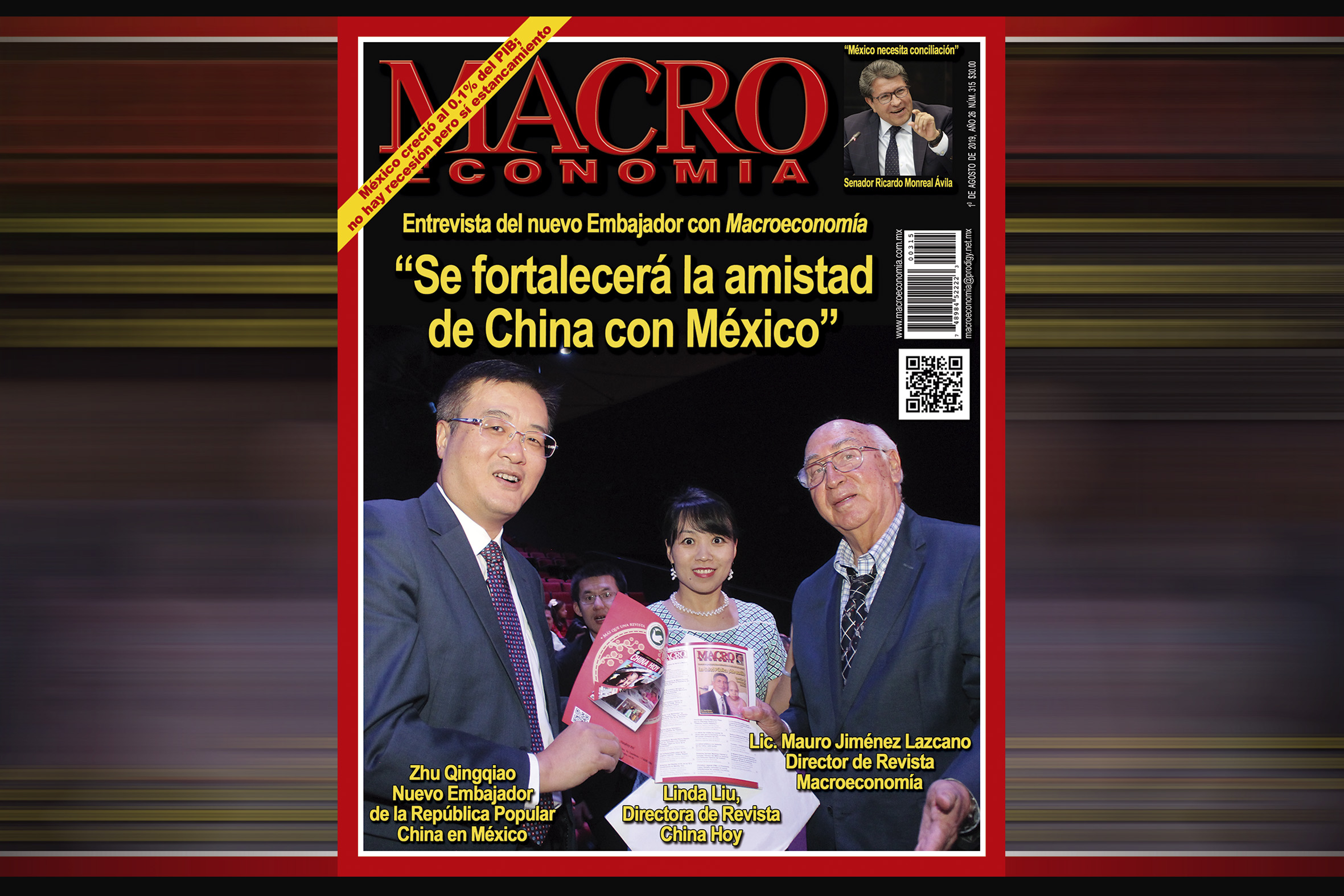 Photo of Nuestra portada del mes de agosto