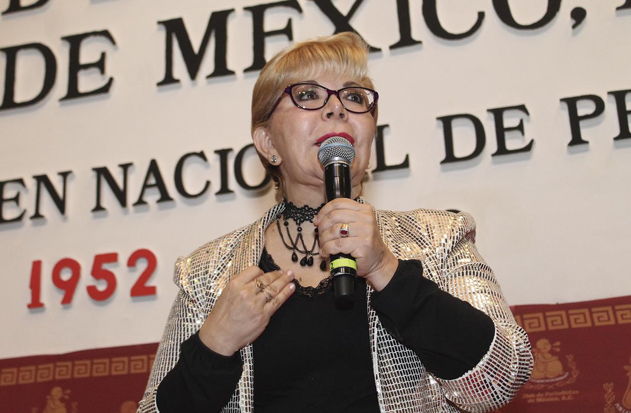"""Photo of Celeste Sáenz de Miera: """"En defensa de la Libertad de Expresión y de los Periodistas de México"""""""