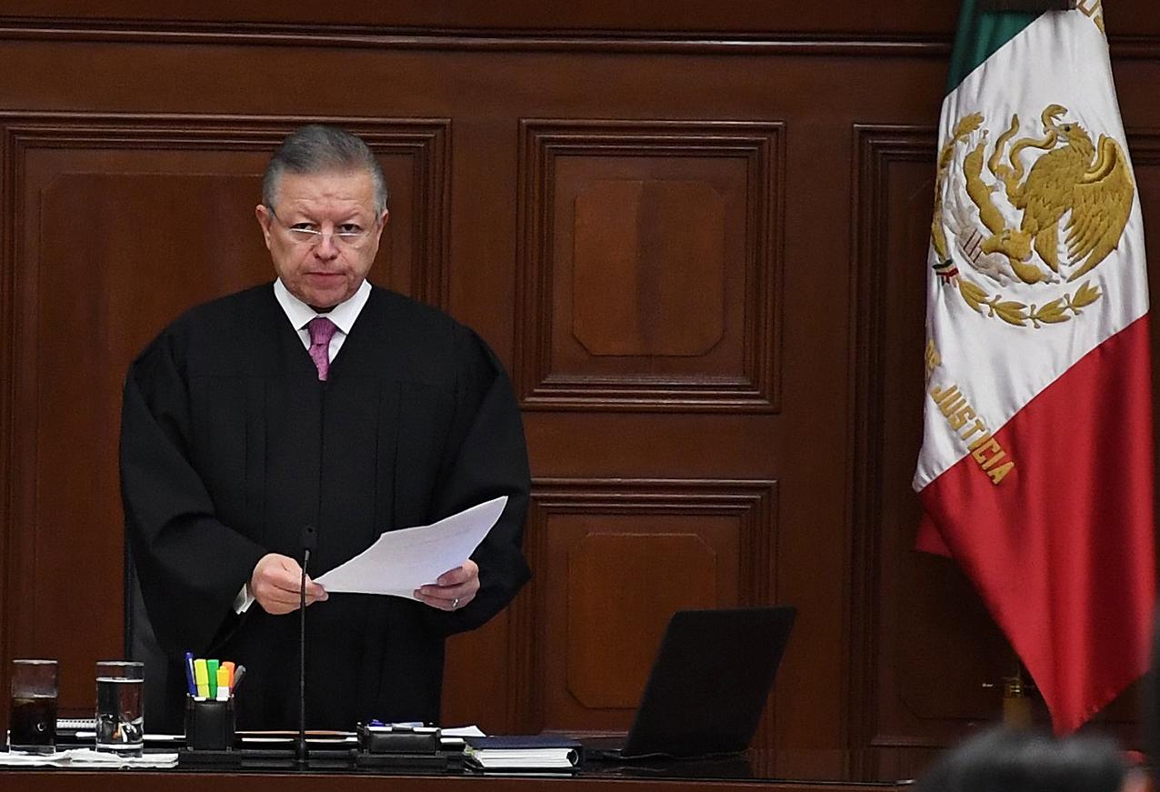 """Photo of """"La SCJN reafirma su compromiso con la Constitución y el pueblo de México"""": Ministro Presidente Arturo Zaldívar"""