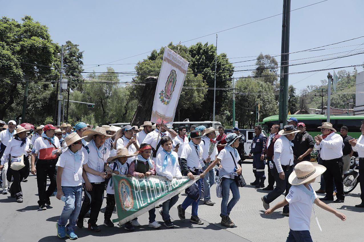"""Photo of Saldo blanco tras operativo """"Peregrinación Querétaro"""" en la Basílica"""