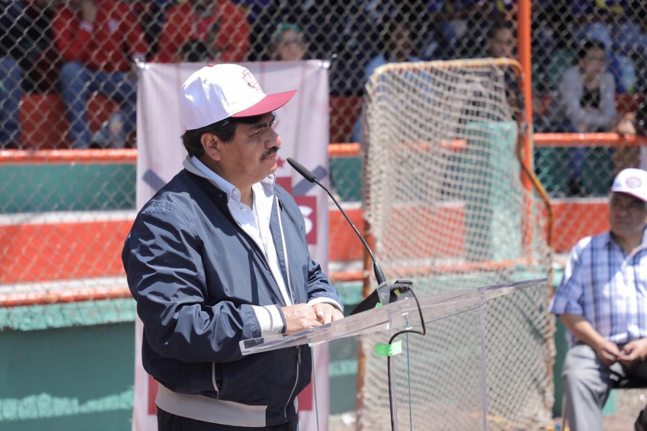 Photo of Inauguración de la Serie Latinoamericana de Béisbol Infantil en la GAM