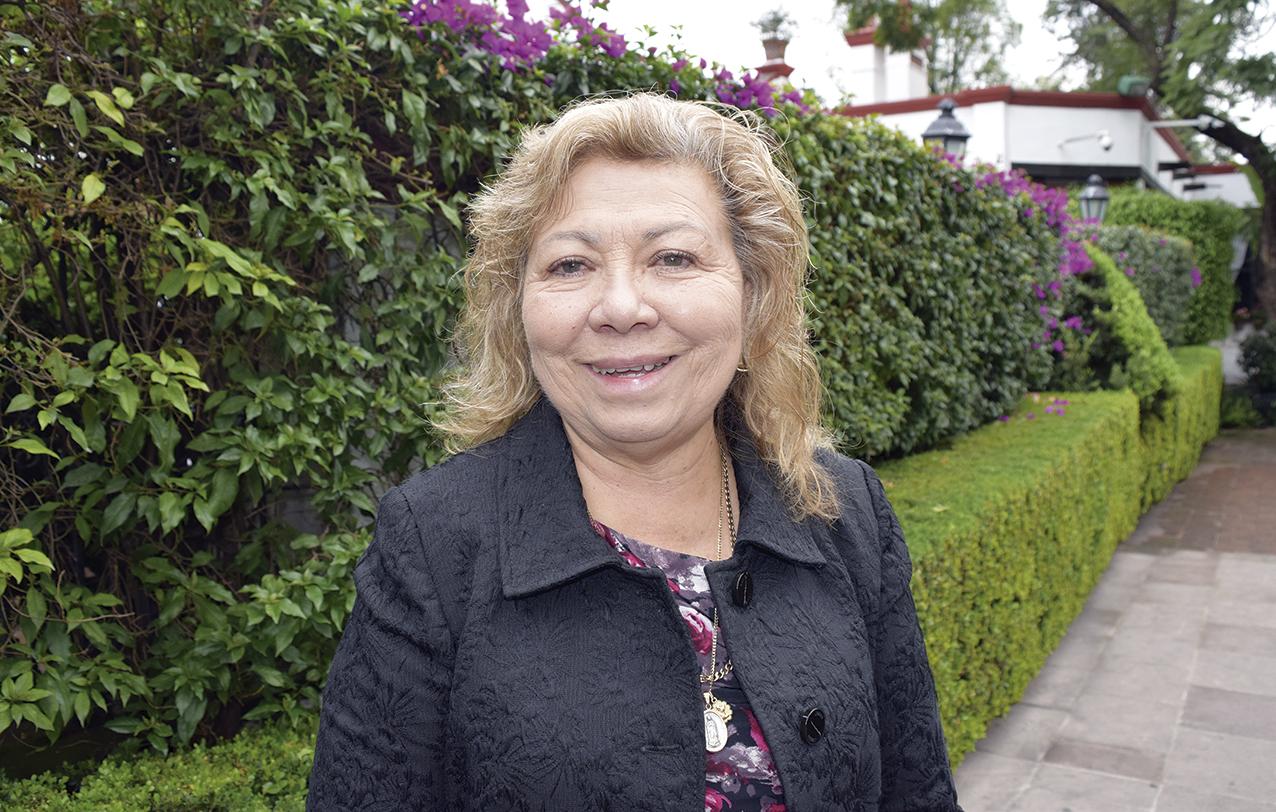 """Photo of """"La libertad de México y su avance educativo es inseparable de la autonomía de la UNAM"""": Maestra Química Bertha Guadalupe Rodríguez Sámano, Secretaria General del AAPAUNAM y de la ANASPAU"""