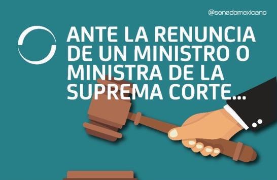 Photo of Ante la renuncia de un Ministro o Ministra de la Suprema Corte…
