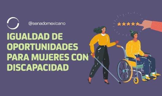 Photo of Igualdad de oportunidades para mujeres con discapacidad