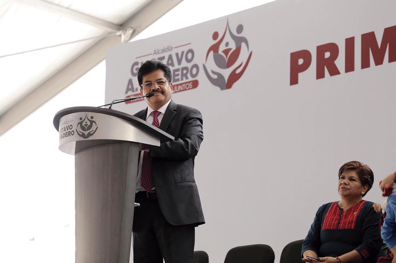 "Photo of Francisco Chíguil Figueroa rinde su Primer Informe de Gobierno como Alcalde de ""Gustavo A. Madero"""