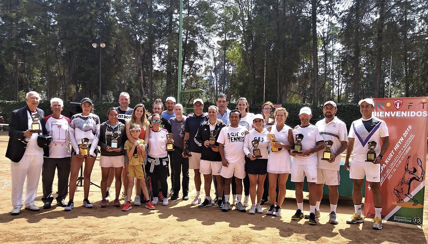 Photo of Grandes encuentros y una fiesta del tenis en la XXXVI Copa Kurt Heyn, en las clásicas instalaciones del Junior Club