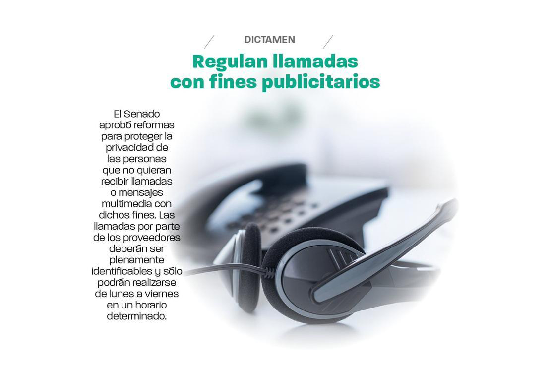 Photo of Regulan llamadas con fines publicitarios