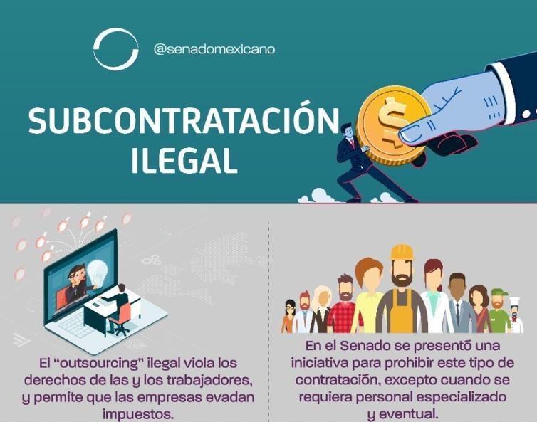 Photo of Subcontratación ilegal