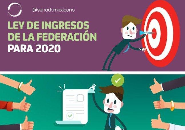 Photo of Ley de Ingresos de la Federación para 2020