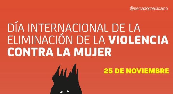 Photo of 25 de noviembre, día internacional de la eliminación de la violencia contra la mujer