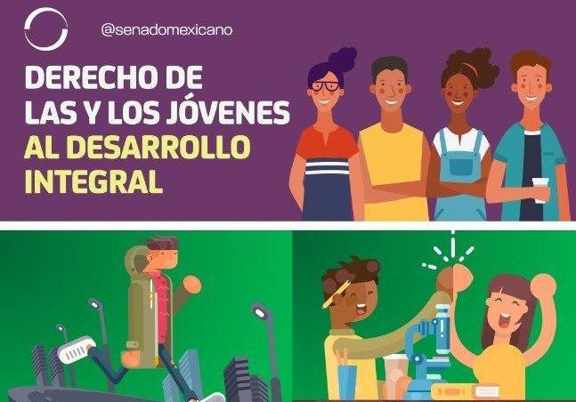 Photo of Derecho de las y los jóvenes al desarrollo integral