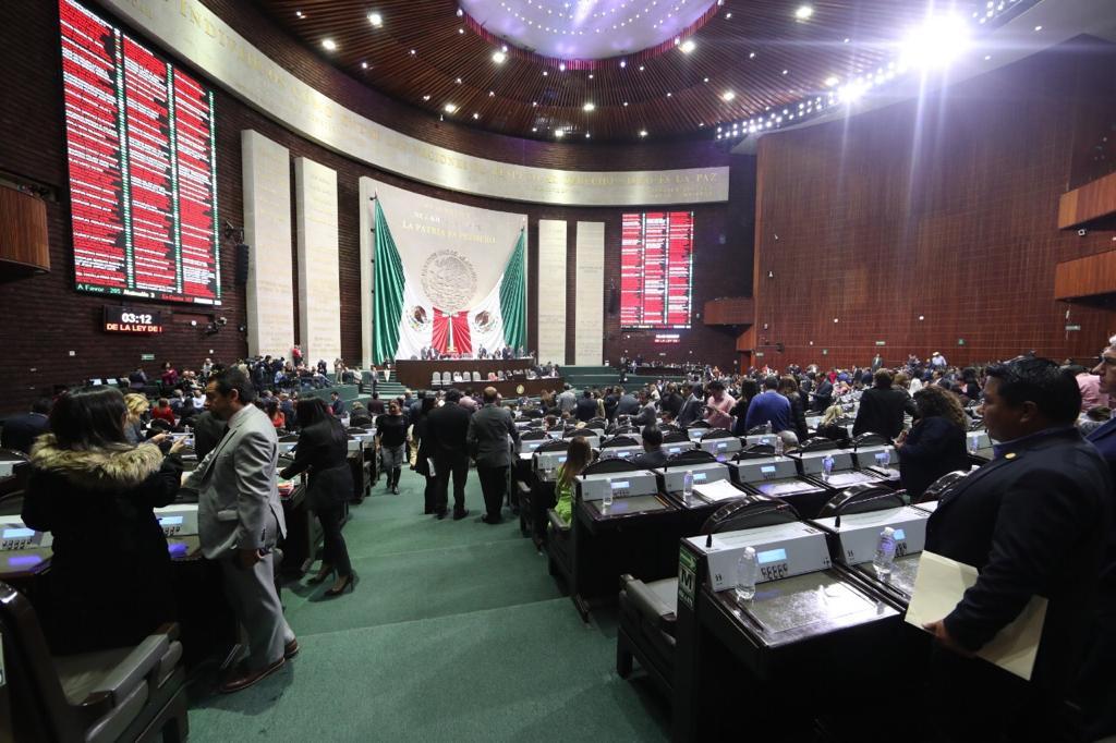 Photo of Recibe la Cámara de Diputados iniciativa del Ejecutivo federal en materia de bienestar