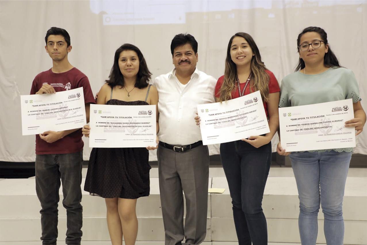 """Photo of Entrega de recursos del Programa """"Apoyo a la Titulación"""" en la alcaldía Gustavo A. Madero"""