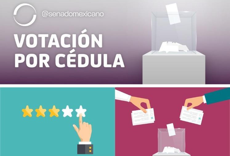 Photo of Votación por cédula