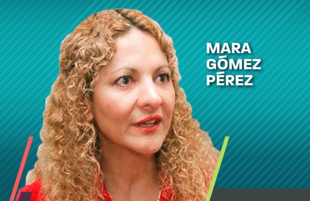 Photo of Mara Gómez Pérez, Comisionada Ejecutiva de la Comisión Ejecutiva de Atención a Víctimas