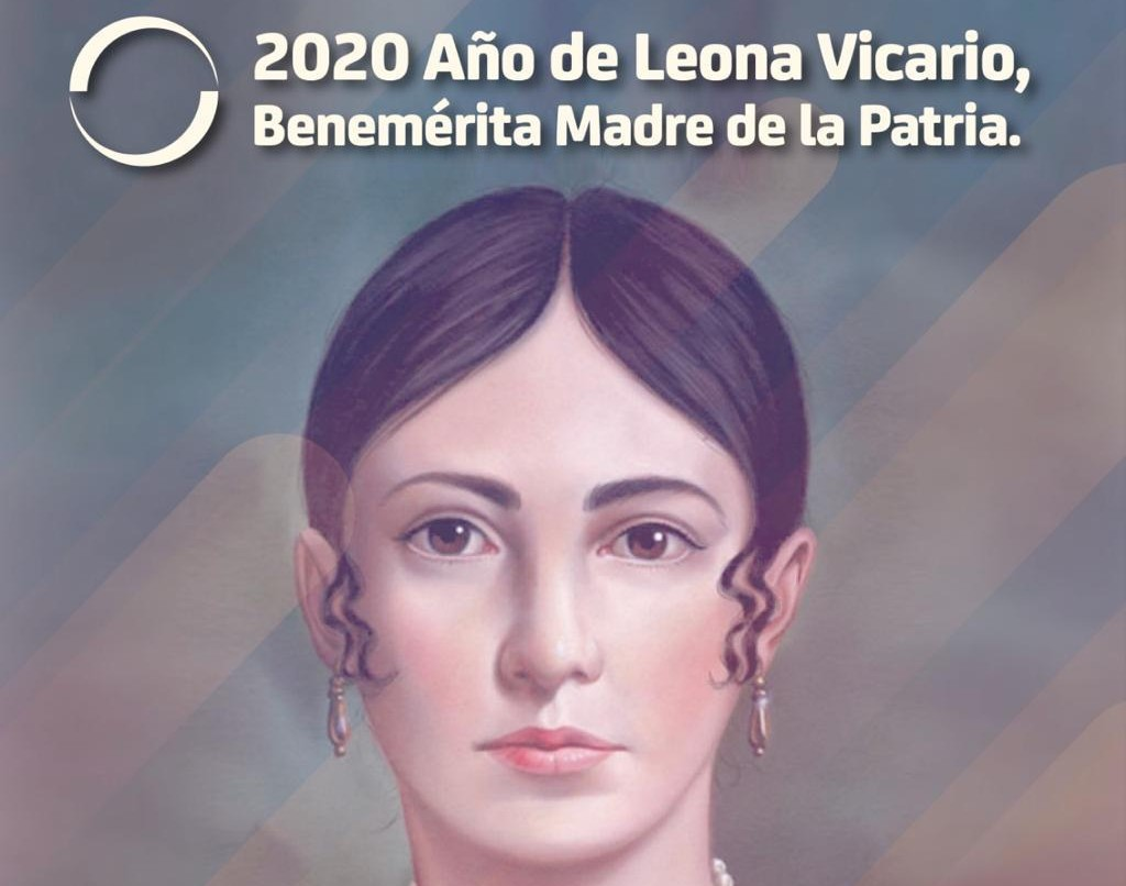 Photo of 2020 Año de Leona Vicario, Benemérita Madre de la Patria