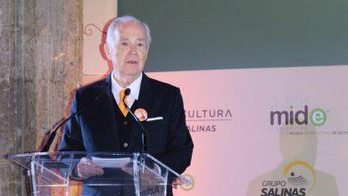 Photo of Con cinco mil dólares, hace 70 años, don Hugo Salinas Price construyó su imperio económico