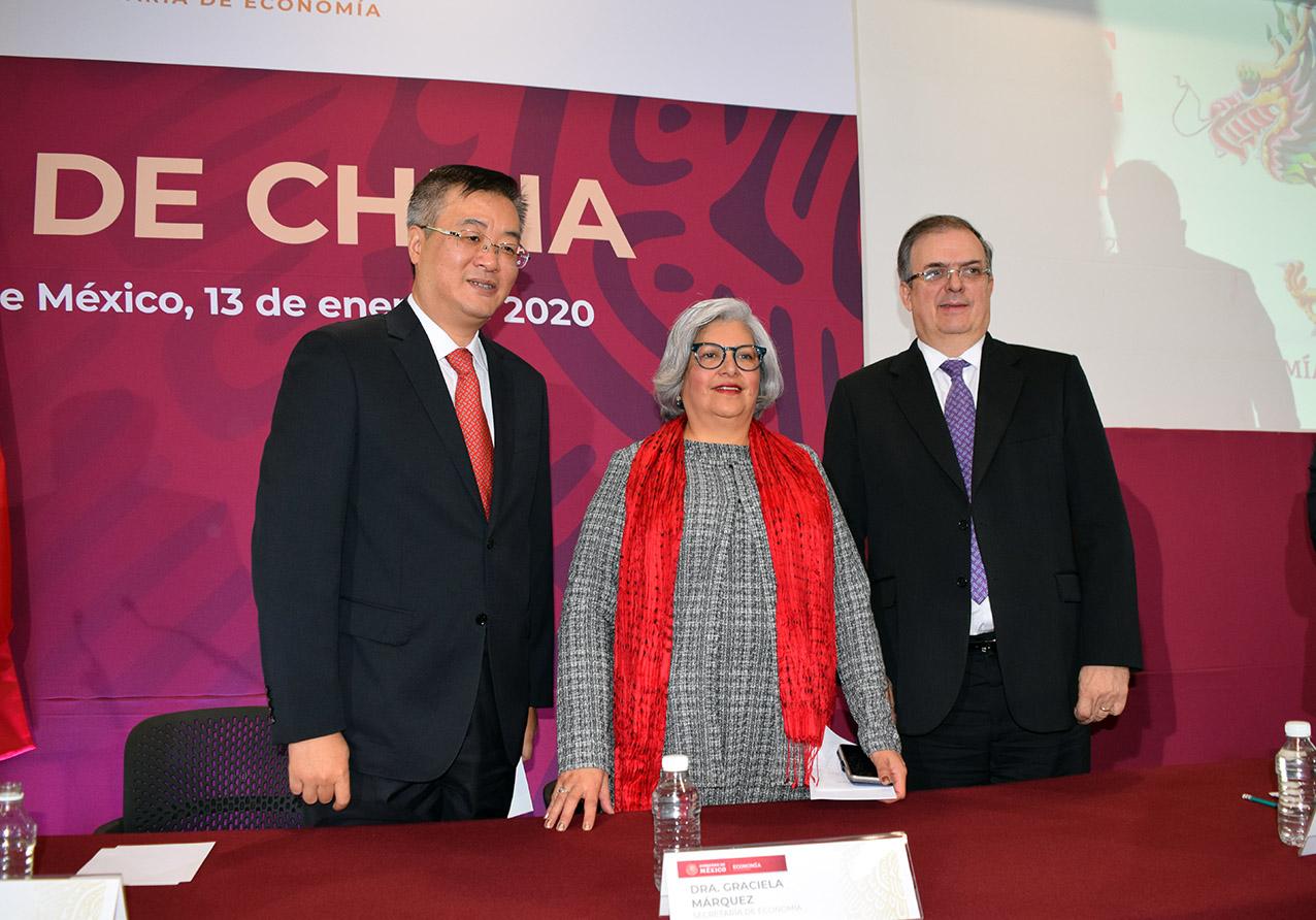 Photo of En el Día de China en México, se anuncian nuevas inversiones
