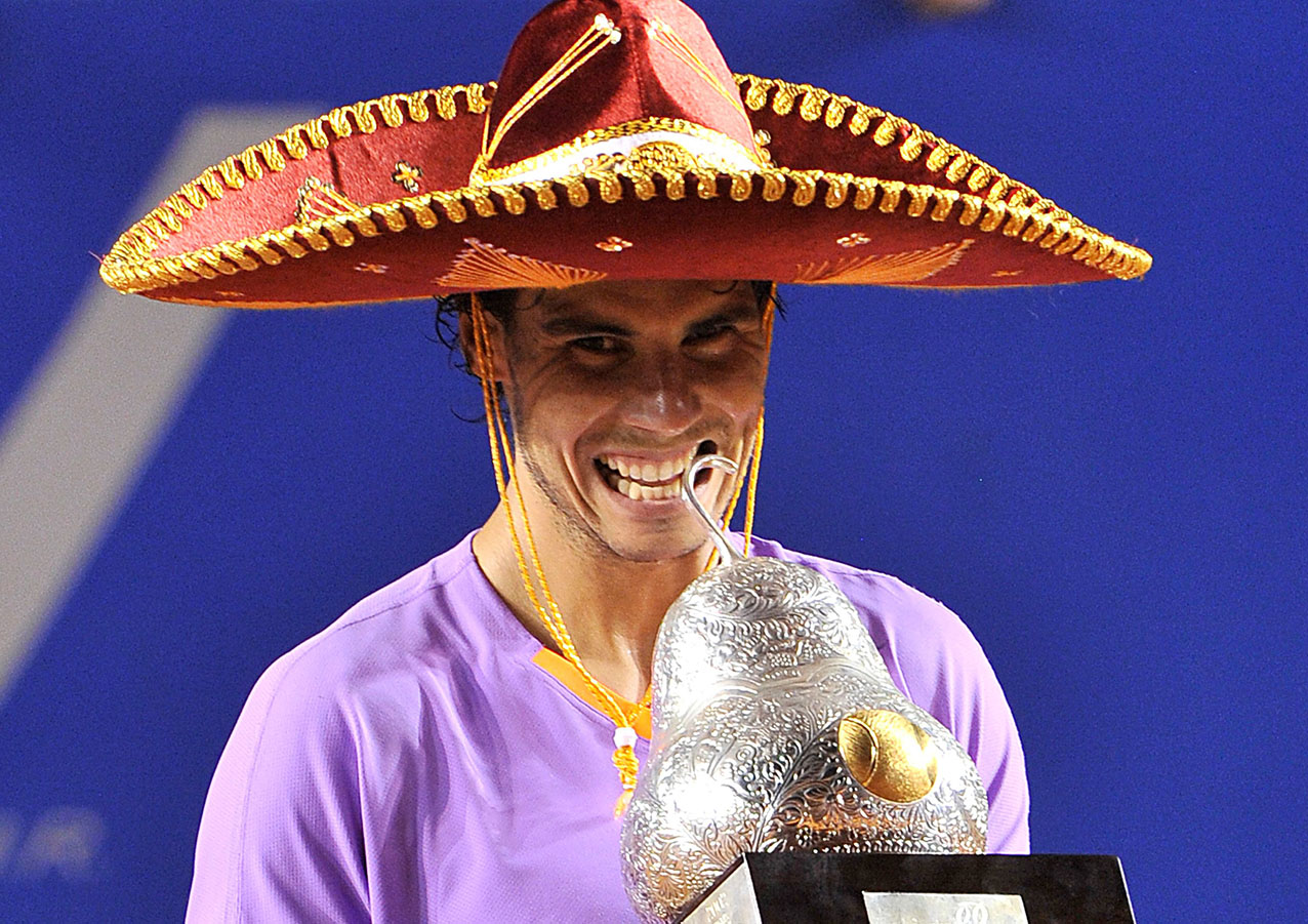 Photo of Nadal, Zverev, Kyrgios y Madison Keys, encabezan el cuadro del Abierto Mexicano de Tenis 2020