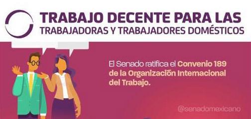 Photo of Trabajo decente para las trabajadoras y trabajadores domésticos
