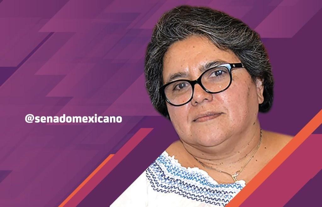 Photo of Raquel Buenrostro Sánchez, Jefa del Servicio de Administración Tributaria