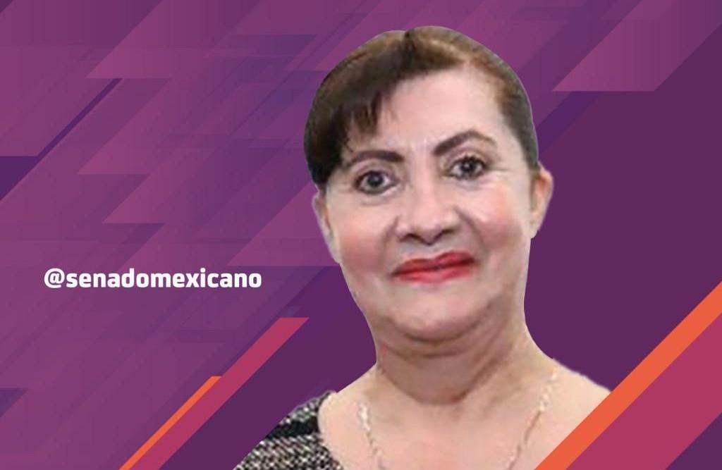 Photo of Thalía Concepción Lagunas Aragón, Oficial Mayor de la Secretaría de Hacienda y Crédito Público