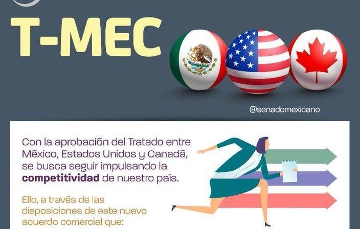 Photo of T-MEC