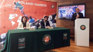 Photo of Roland Garros llega a México y otorgará dos wild card juveniles para jugar en Francia