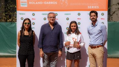 Photo of Max Sandoval y Magdalena Núñez, a la final del Roland Garros Junior Wild Card Series
