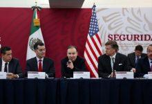 Photo of Compromiso Conjunto México-Estados Unidos para enfrentar el tráfico de armas