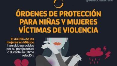 Photo of Órdenes de protección para niñas y mujeres víctimas de violencia