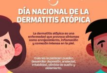 Photo of Día nacional de la dermatitis atópica
