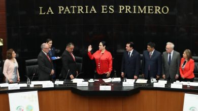 Photo of La senadora Mónica Fernández Balboa asumió la presidencia pro tempore del Foro de Presidentes y Presidentas de Poderes Legislativos de Centro América y la Cuenca del Caribe, para el periodo 2020-2021