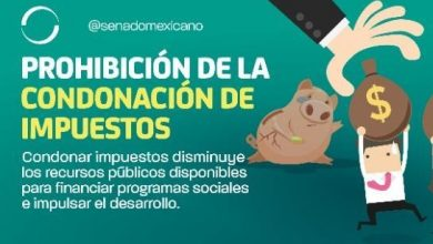 Photo of Prohibición de la condonación de impuestos