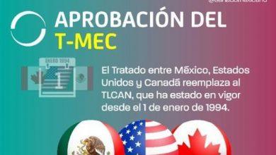 Photo of Aprobación del T-MEC