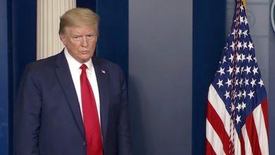 """Photo of Trump exhorta a los Estados por reabrir ya sus territorios y critica a los que anuncian """"un rebote"""" de la enfermedad"""