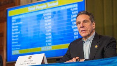 """Photo of Por primera vez desciende la curva letal en Nueva York"""": Andrew Cuomo, Gobernador"""