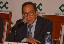 Photo of Carlos Salazar del CCE: lamentablemente no fuimos escuchados