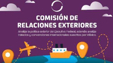 Photo of Comisión de Relaciones Exteriores
