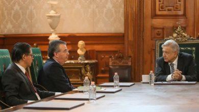 Photo of Reunión del Presidente López Obrador y el BANXICO