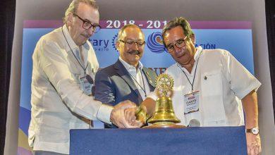 Photo of Felicitaciones a Macroeconomía de Frank Devlyn, Past President Rotario Mundial