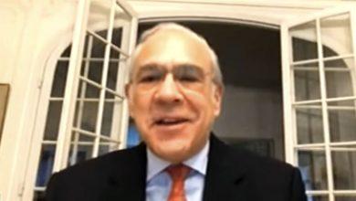 """Photo of La Recuperación de la Economía de México será en """"U"""": José Ángel Gurría, Secretario General de la OCDE"""