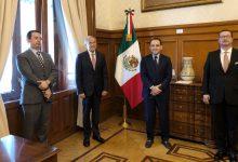 Photo of Presidente de la CONAGO se reúne con Secretario de Hacienda y Crédito Público