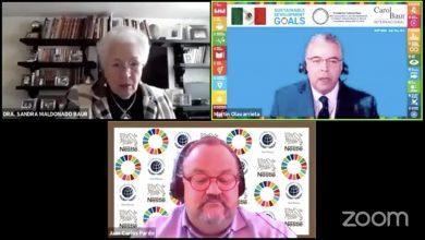 Photo of Presentación del Modelo  Internacional de la Fundación Baur de México para el Desarrollo Sustentable, ante el Foro Político de Alto Nivel para la Agenda 2030 de la ONU-ECOSOC