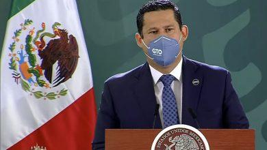 Photo of Mensaje del Gobernador de Guanajuato  Diego Sinhue Rodríguez Vallejo ante el Presidente Andrés Manuel López Obrador