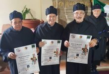 Photo of Cuatro  periodistas y una escritora son investidos Doctores Honoris Causa